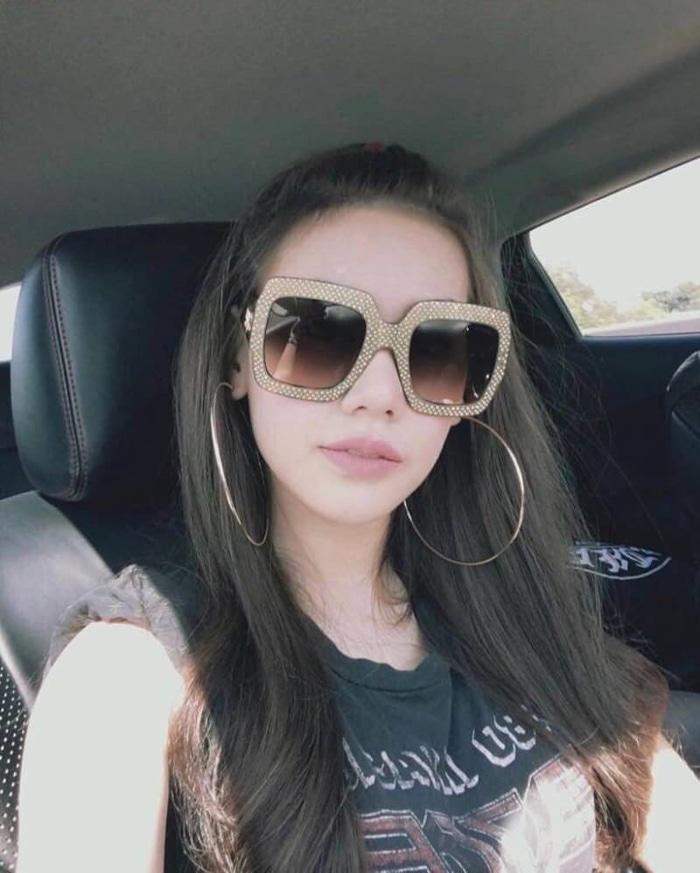 Kacamata / Sunglass Wanita Gucci Ay-92891 Fullset + Cairan Pembersih