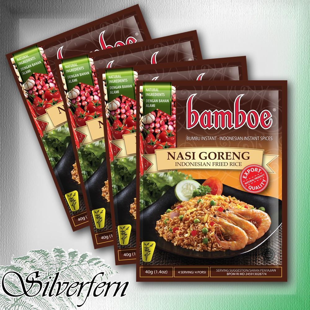 Bamboe Export Nasi Goreng (4pcs)