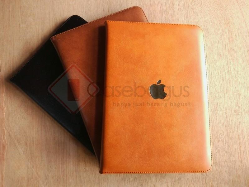 Ipad Pro 10.5 Inch 2017 - Elegant Retro Leather Flip Case Cover