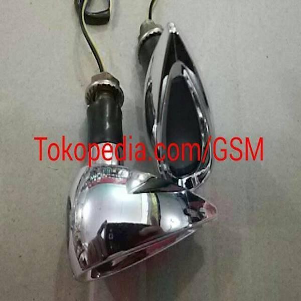 Lampu Sen LED AXE  Sein Sign Motor R25 R15 Ninja 250 Fi Z250 Cbr150