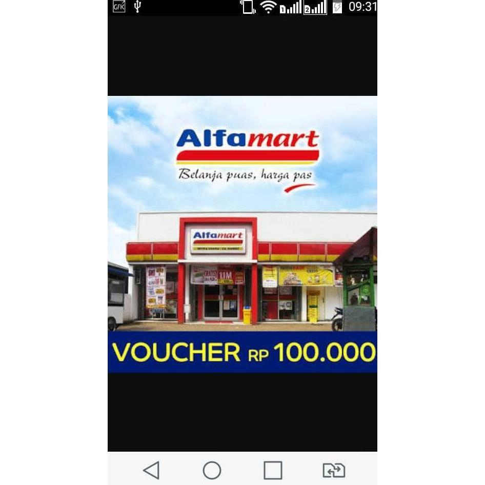 SPECIAL!! Vbe Alfamart