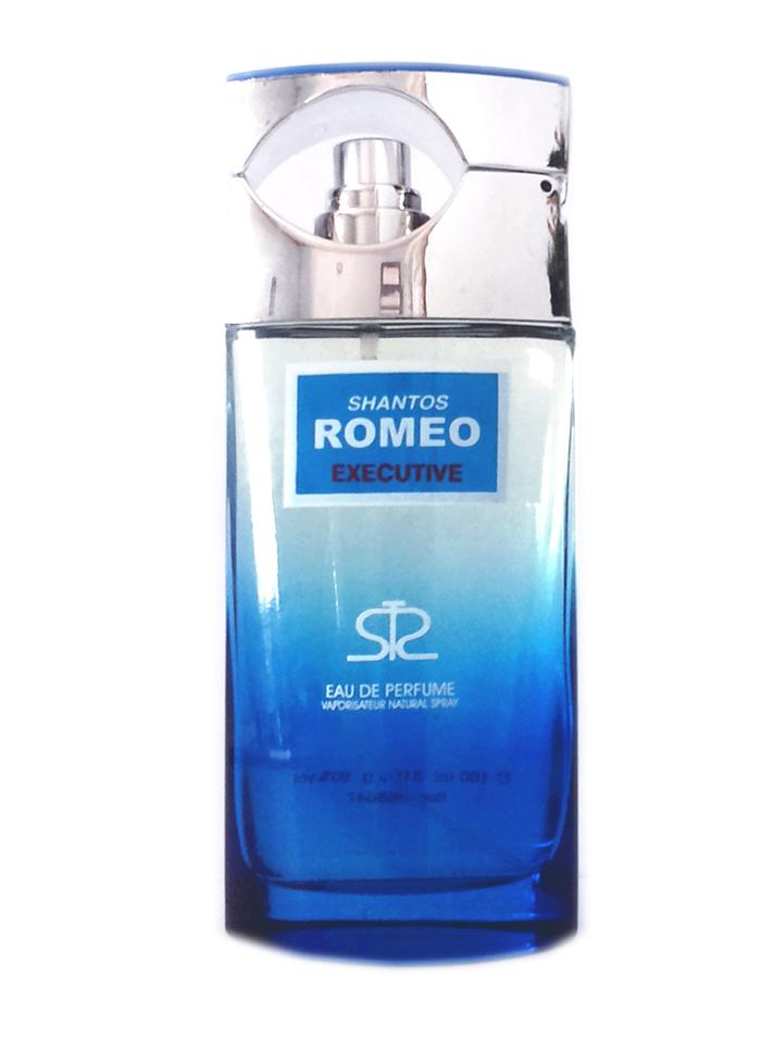 Shanto's Rome'o Biru Eau De Parfume Spray Executive - 100ml