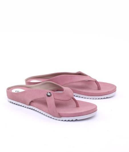 Sandal wanita/sandal perempuan Sandal Pesta Anak Muda Cewek Sandal Wanita Pink Cantik keluaran terbaru model terbaru kualitas bagus harga murah warna pink