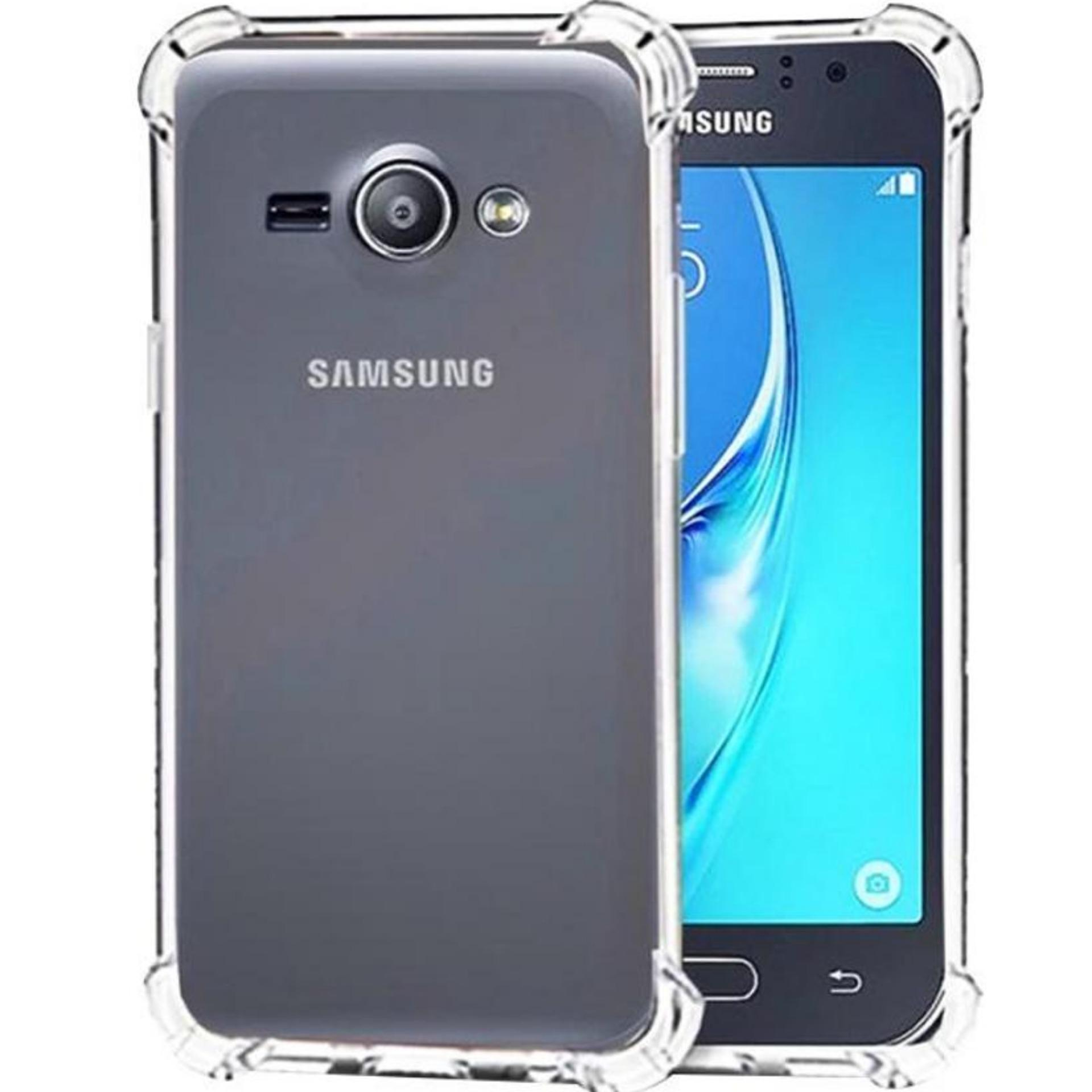 ShockCase for Samsung Galaxy J1 (2015) / J100 / 4G LTE / Duos | Premium Softcase Jelly Anti Crack S