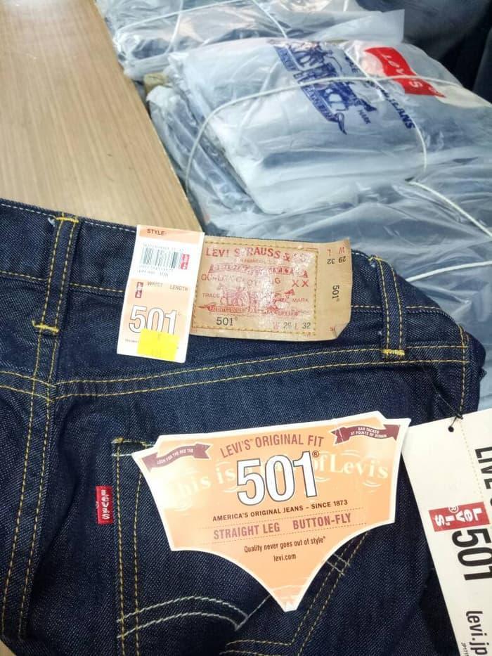 PROMO !! Di obral celana levis 501 original garmen black
