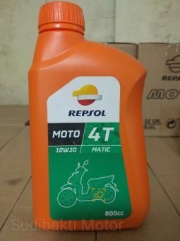 Pencarian Termurah Oli Repsol moto 4T Matic 800ml harga penawaran - Hanya Rp46.032