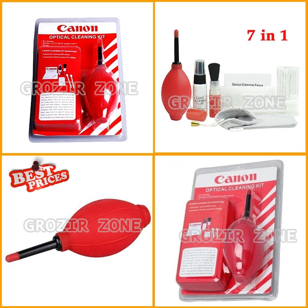 Canon Optical Cleaning Kit / Cleaning Kit Camera Canon / Pembersih Lensa Camera Canon [ grozir zone ]