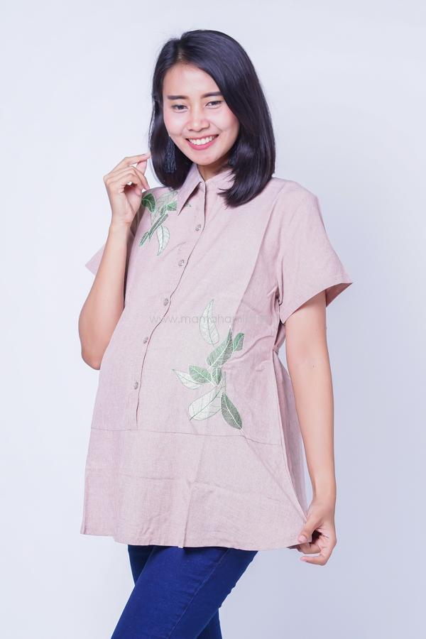 Mamam Hamil Baju Hamil Kerja Daun / Baju Murah / Baju Modern / Dress Korea / Baju Kekinian / Baju Hamil Kerja / Baju Hamil dan Menyusui / Hamil / Kehamilan / Ibu Hamil / Harga Mumer / Terbaru.