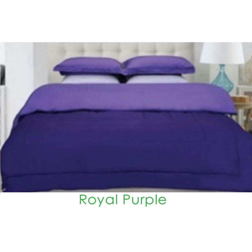 Royals Sprei Polos Jacquard 120x200x30 20 Pilihan Warna Harga Source · MDZ Sprei Katun Polos Tinggi