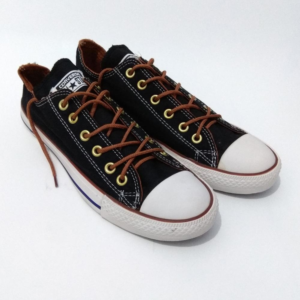 Just Cloth Sepatu Pria Wanita Sneakers Casual Convers All Star Chuck Taylor Premium