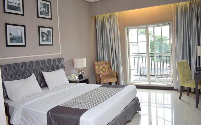 The Mirah Hotel Bogor 2D1N in Superior Room + Breakfast