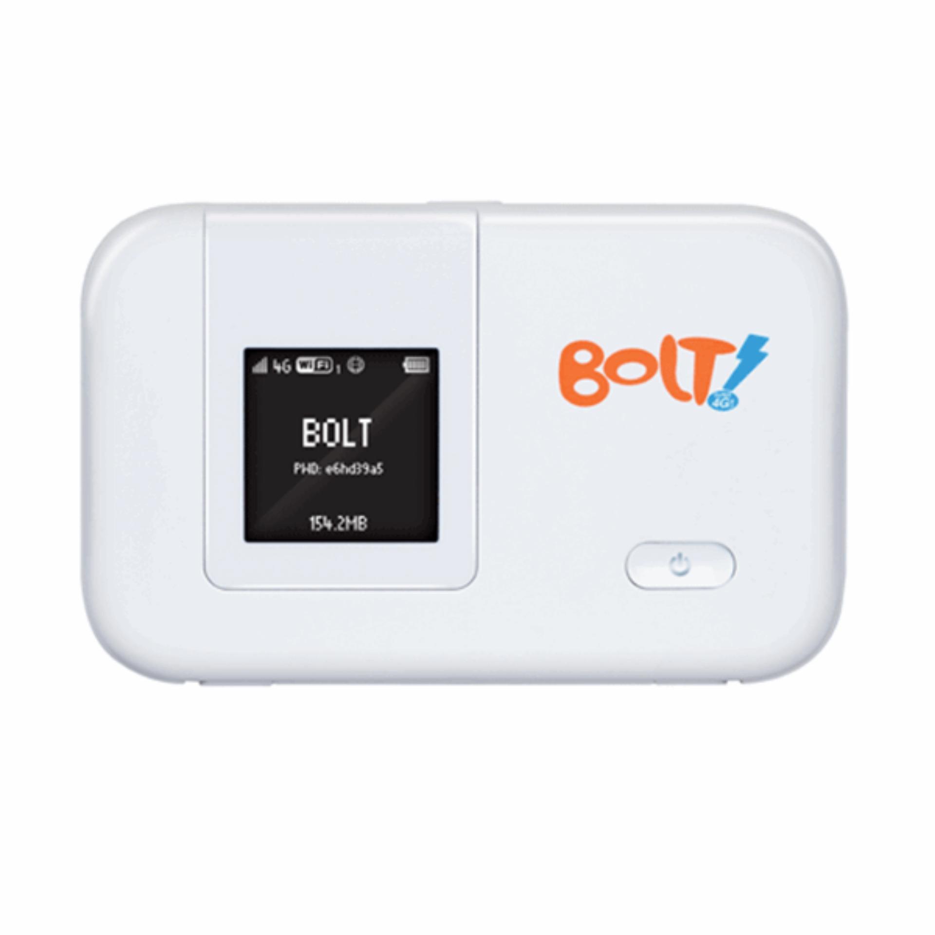 Bolt Slim Huawei E5372s - Modem Mifi 4G LTE Unlock GSM