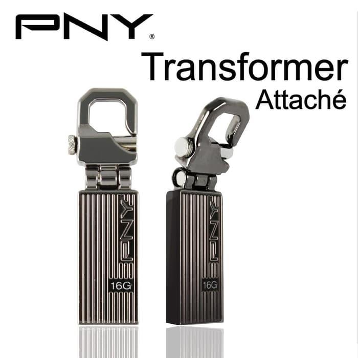 FLASHDISC PNY HP TRANSFORMER 16GB KECIL FLASHDISK FLASHDRIVE USB MURAH