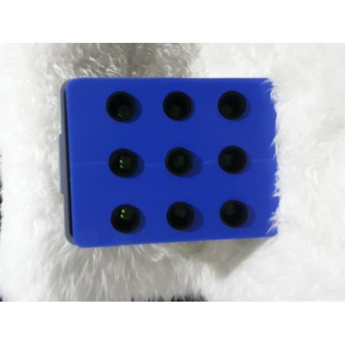 Paket Hidroponik Bak Nutrisi Beserta Netpot Dan Tutup Impraboard - Agdwrn