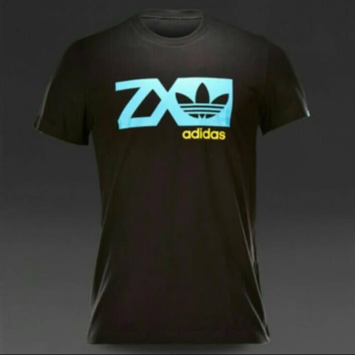 Kaos Distro/Kaos/Baju ADIDAS ZX Bukan ADIDAS ORIGINAL - KjUqLR