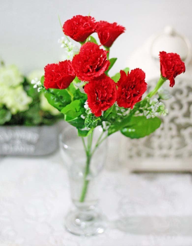 Bunga Plastik Articial Carnation Anyelir Murah Daftar Harga Source · bunga  plastik hias artificial pompom carnation dd6c0ce686