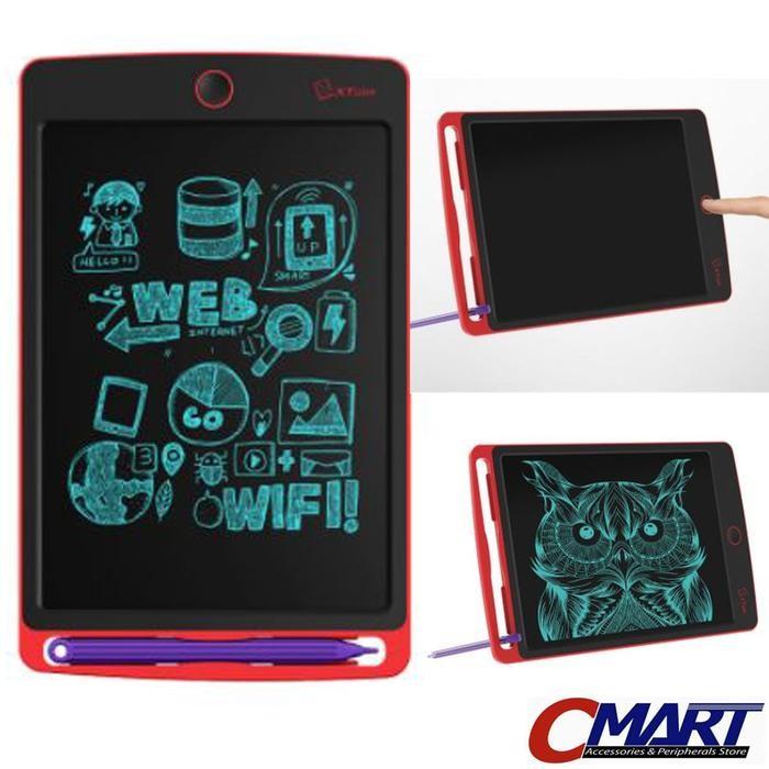 VSON Papan Tulis LCD 8.5 inch Writing Board Tablet - VSO-WP9308