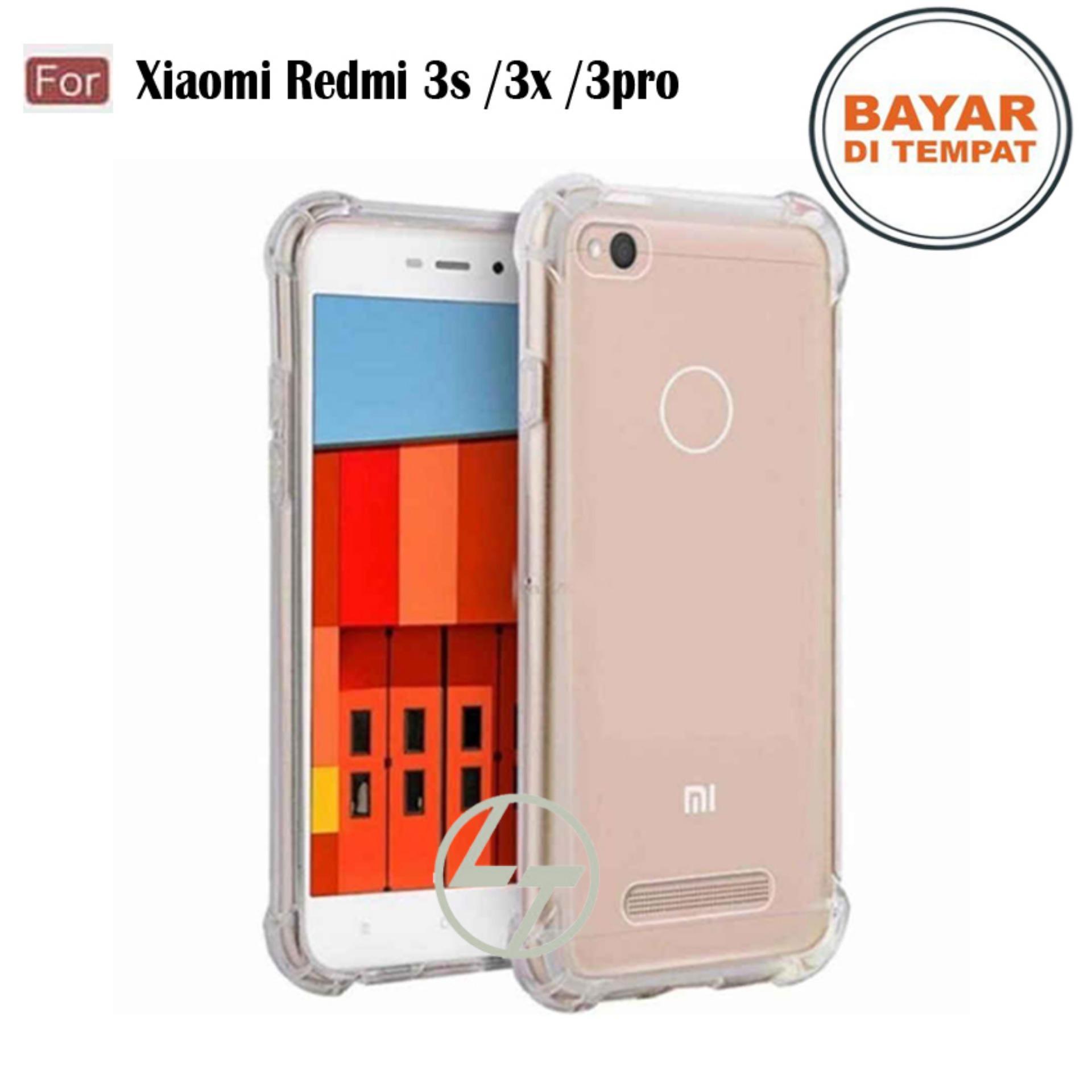 Rp 6.174. Lapak Case - Softcase Anti Crack Silikon Casing Anticrack Anti Bentur Terbaik Untuk Xiaomi Redmi 3s / Redmi 3 ProIDR6174
