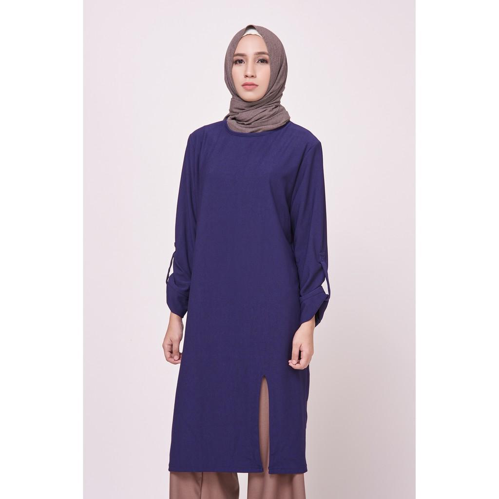 Zaskia Mecca - Fancy Purple (All Size)