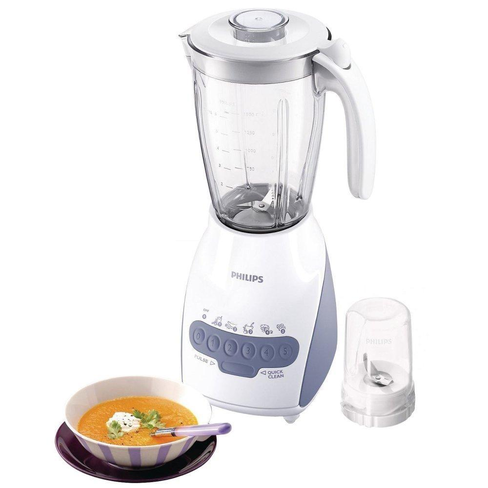 ALAT DAPUR - PHILIPS - BLENDER - TERLARIS - BEST SELLER - Blender Philips Kaca HR 2116 -  TERMURAH -