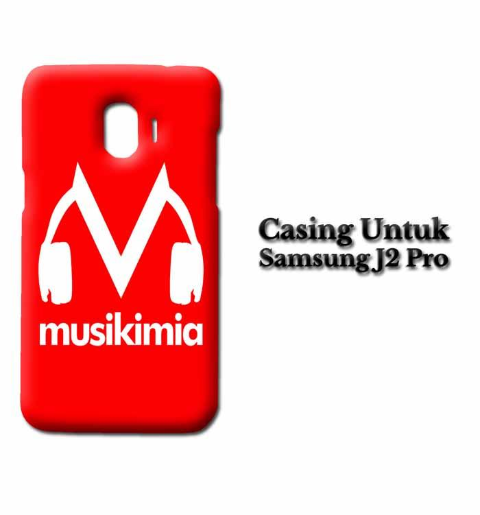 Casing Samsung J2 Pro musikimia 2 fix Custom Hard Case Cover