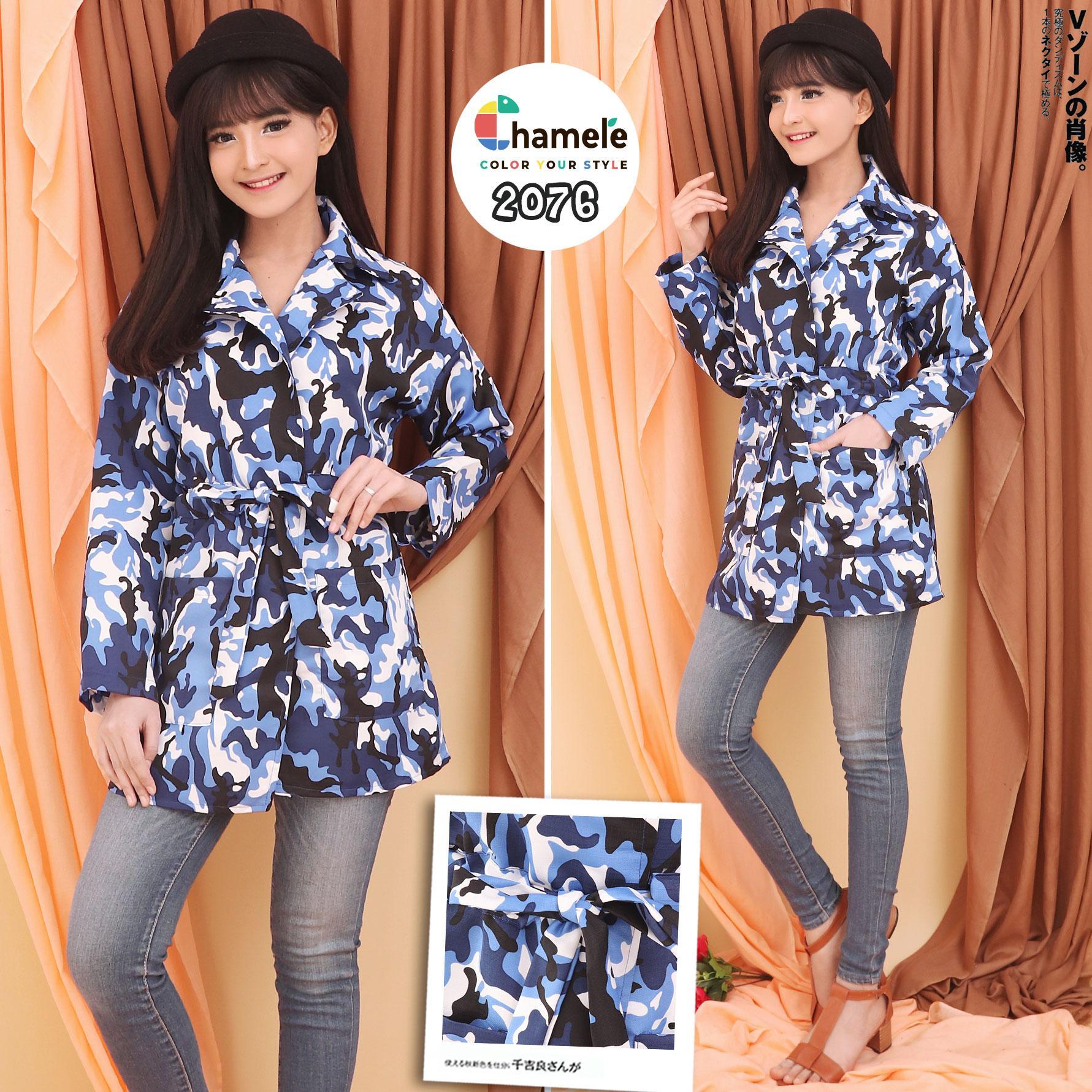 Chamele 2053 - TERBARU! Vintage Jumpsuit Good Quality KatunIDR95000. Rp 95.000
