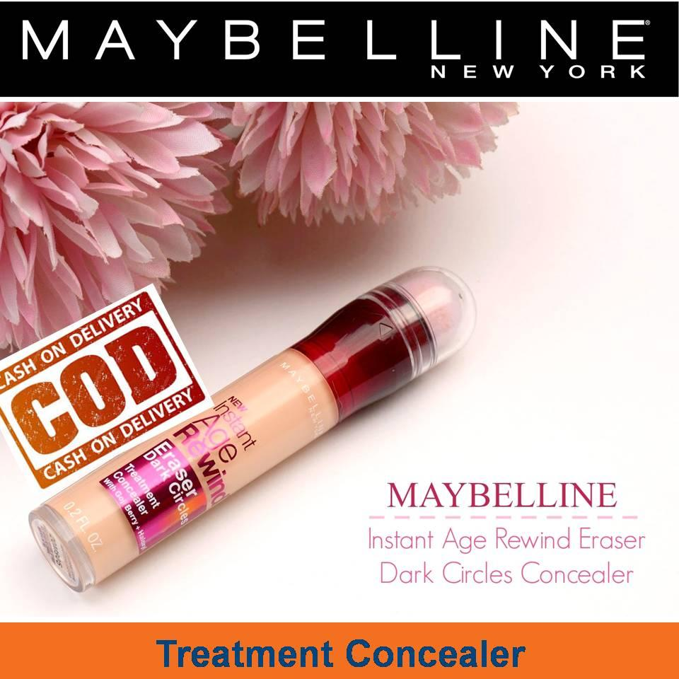Maybelline Instant Age Rewind Concealer Treatment