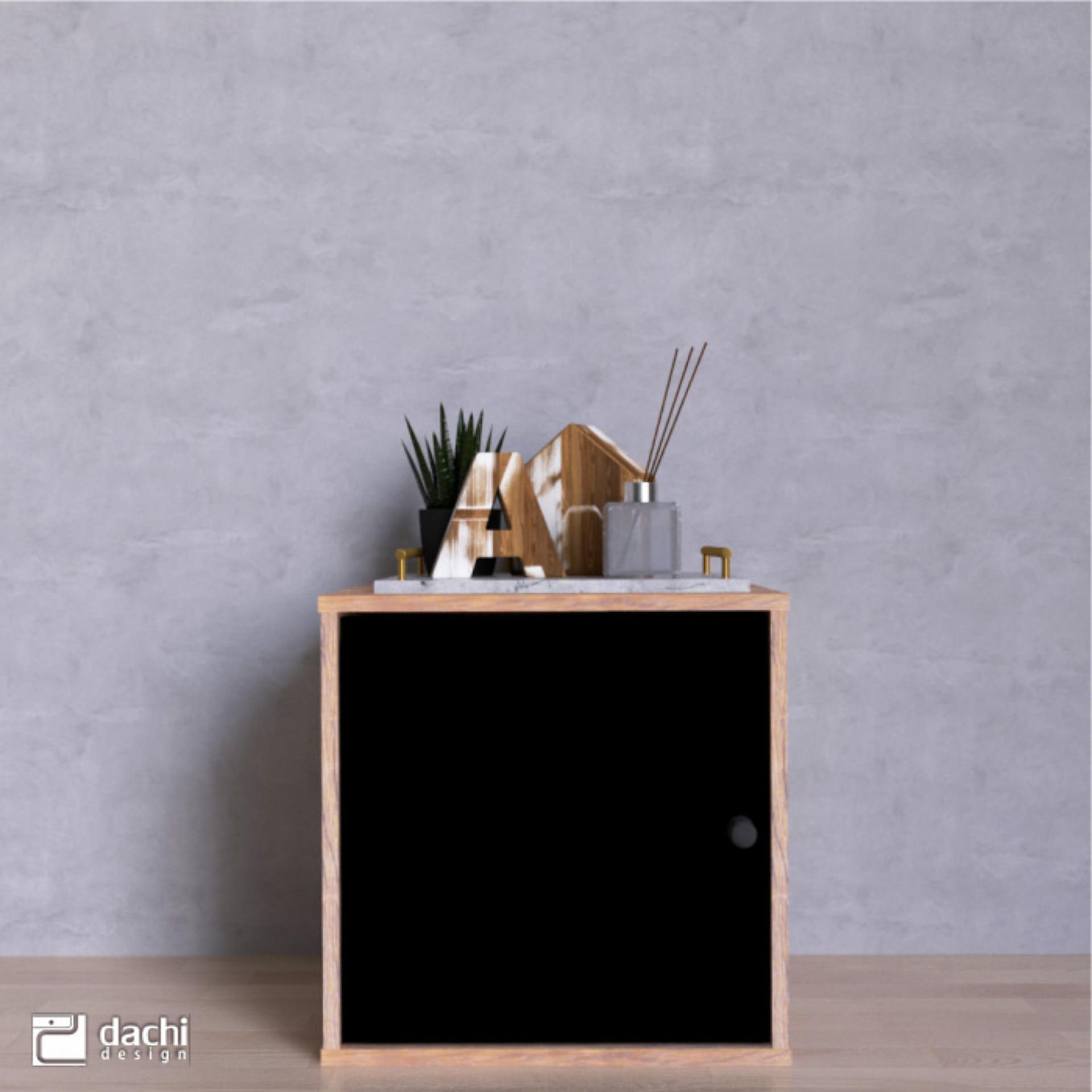 Qubo 4 Multipurpose Box (Pintu)/Rak Kecil Serbaguna