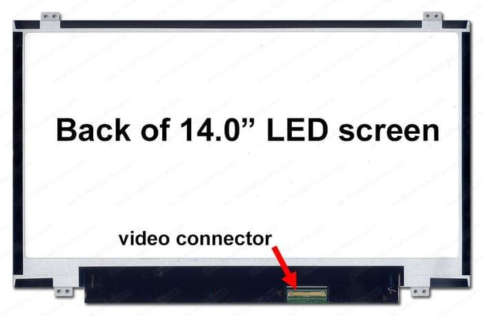 Best Seller!! Lcd Led 14.0 Laptop Asus X453 X453M X453Ma - ready stock