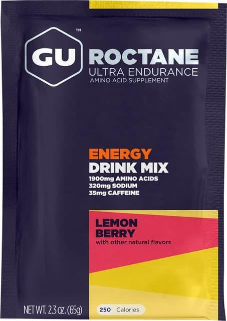 ORIGINAL!!! Gu Roctane Energy Drink Mix - Lemon Berry - mRIxOc