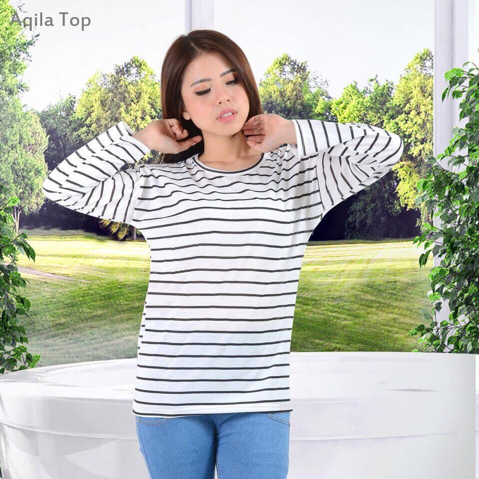 Buy Sell Cheapest Labelledesign Stevia Salur Best Quality Product Stevi Top Stevy Atasan Wanita Baju Kaos Belang Fashion Jakarta Stavy Xxl