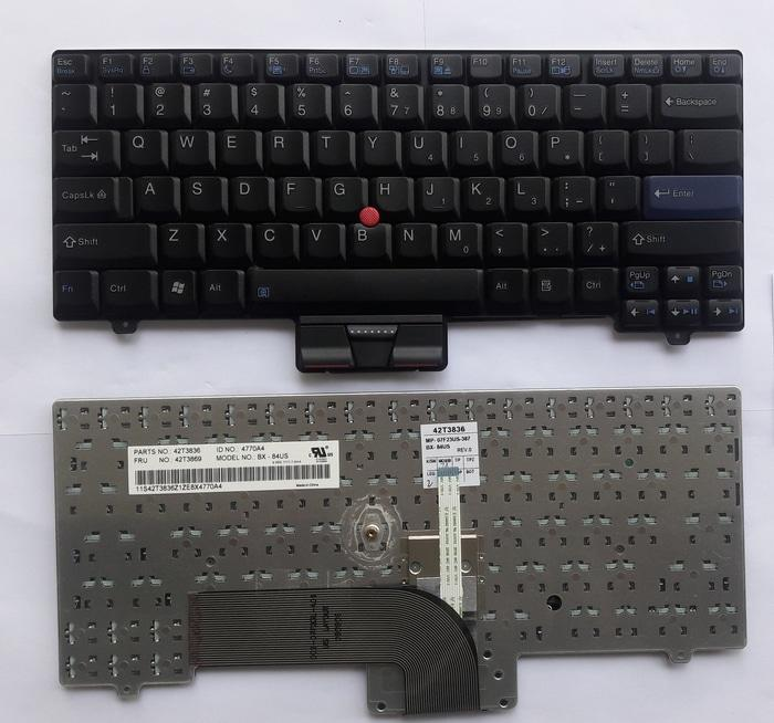 Keyboard Laptop Lenovo SL400, SL300, 2743
