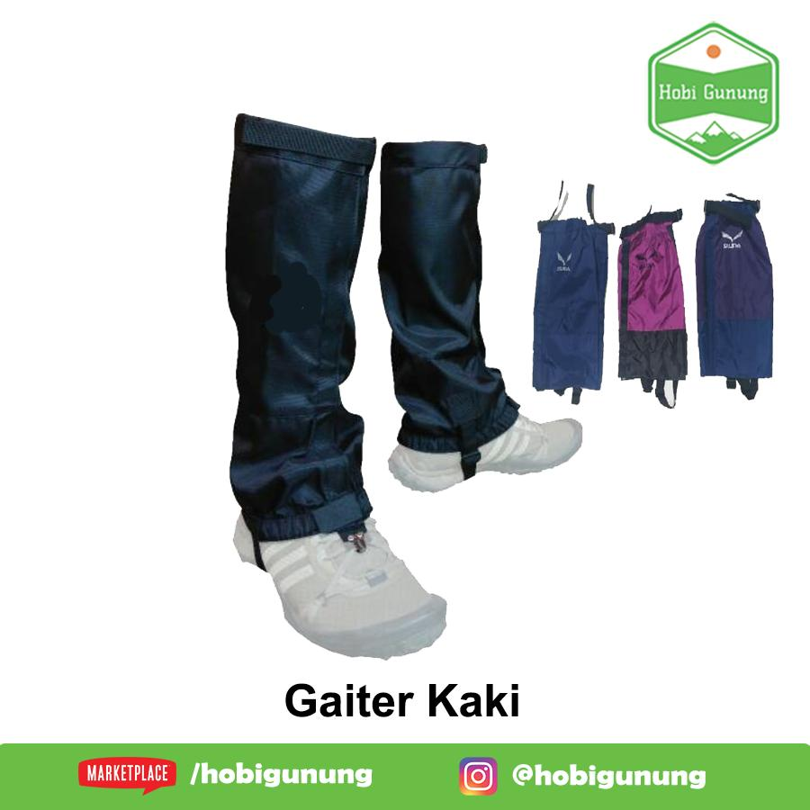 Buy Sell Cheapest Promo Gaiter The Best Quality Product Deals Xaba Gaither Pelindung Kaki For Hiking Outdoor Pendaki