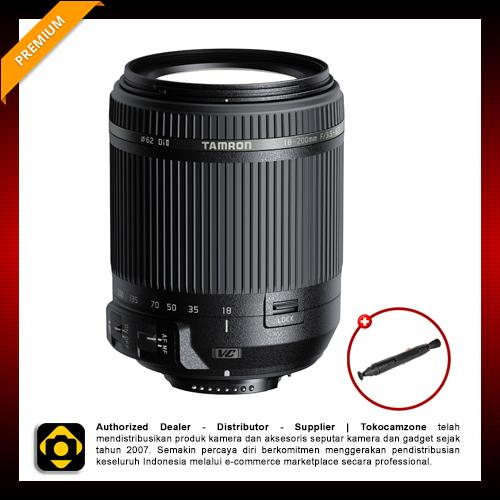 Tamron For Canon 18-200mm f/3.5-6.3 Di II VC