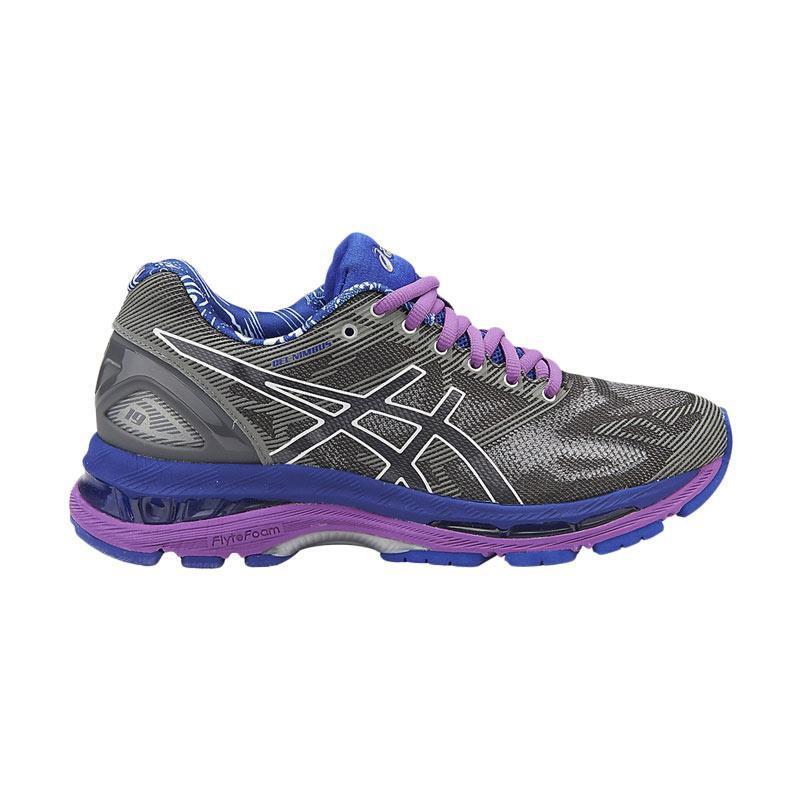 Asics GEL Nimbus 19 Lite Show Women Running Sepatu Lari Wanita T754N9700