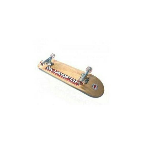 Skateboard Silverfox 100% Canadian Mapple 31X8 RedIDR795200. Rp 795.200