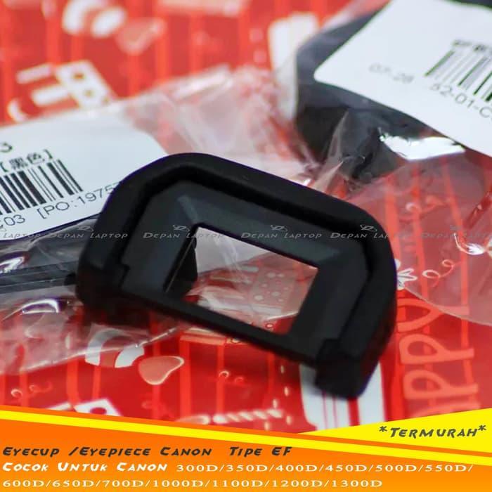 Ready! Eyecup -Eyepiece Canon Ef Utk 100D--550D--650D-700D-1000D-1100D Dll - ready stock