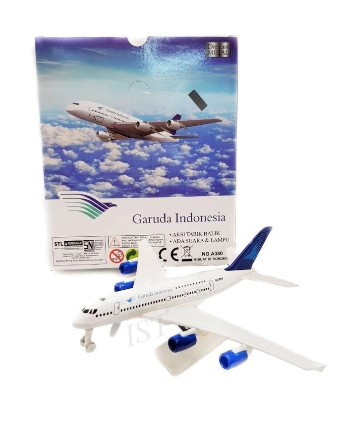 Die Cast / Diecast Pesawat Terbang GARUDA INDONESIA