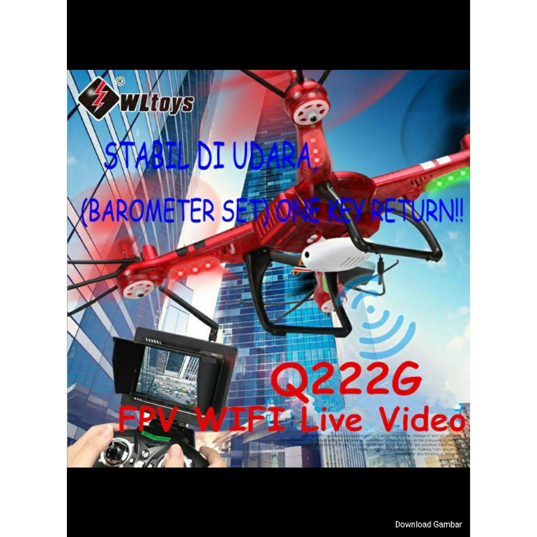 WLTOYS Q222G Q222 Q222K FPV 5,8gHz RC Quadcopter drone helicopter vs SYMA X5C X5SW altitude hold one key return Headless Mode foto aerial video udara dji walkera cherson jxd pionner ufo x-predator jjrc mjx yizhan udi tarantula hubsan ardrone parrot