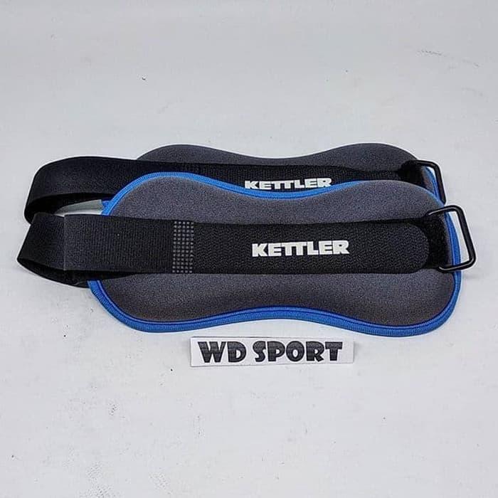 Foot Band Kettler 1Kg/Pair Original Bending Pemberat - ready