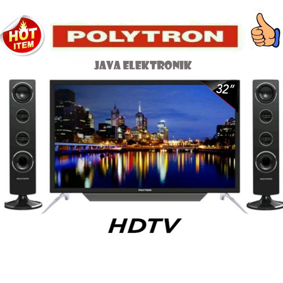 Polytron PLD32T1550 Tower CinemaX TV LED