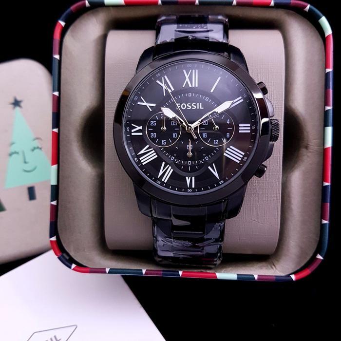 Jam Tangan Pria Merk Fossil FS 4494 Original