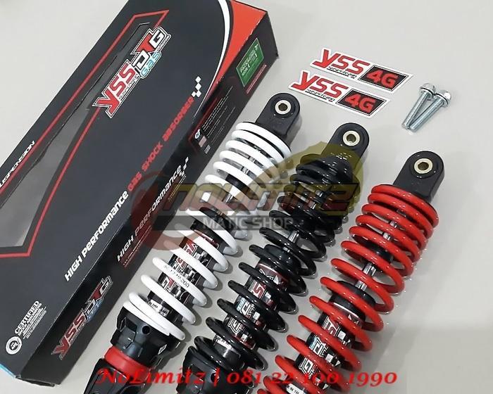Shock / Shockbreaker YSS Hybrid DTG 4G 300mm Yamaha Aer