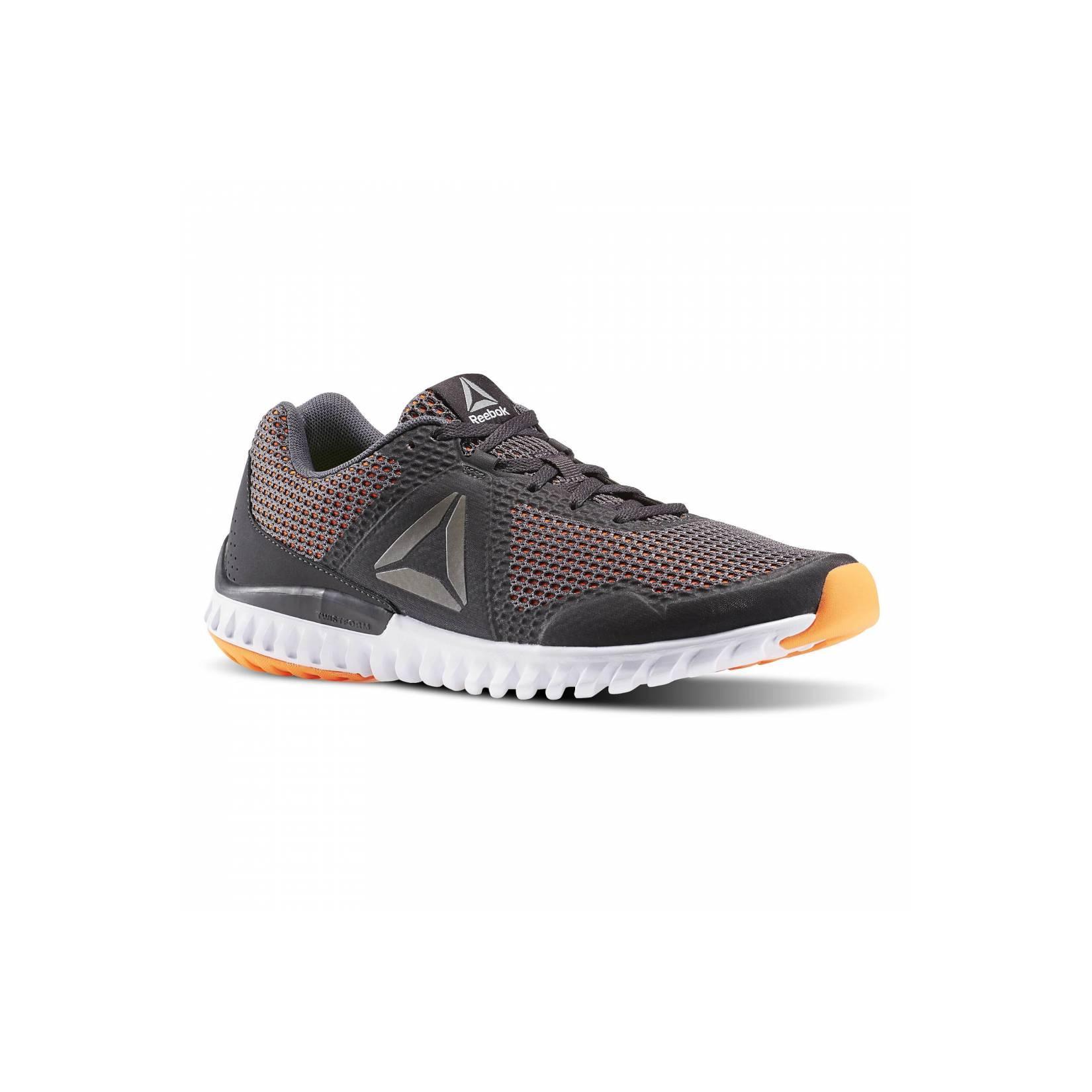 Sepatu Running Reebok Twistform Blaze 3.0 MTM Original BNIB - Abu -abu Tua 26a5062280