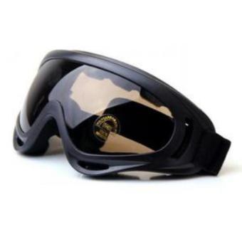 Bandingkan Toko Kacamata Safety Motor Anti Debu,Pasir,Kaca Mata Anti Silau UV sale - Hanya Rp72.375