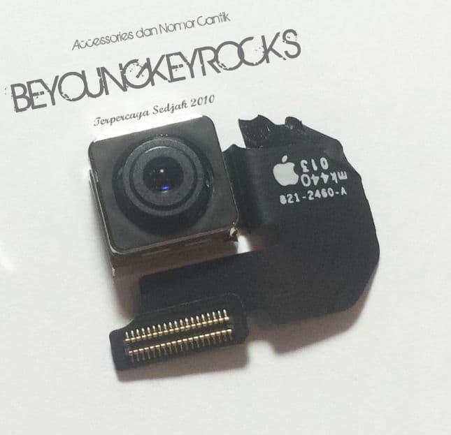 Sedang Diskon!! Kamera Belakang Iphone 6 U002F Iphone 6G (4.7Inch) Original - ready stock