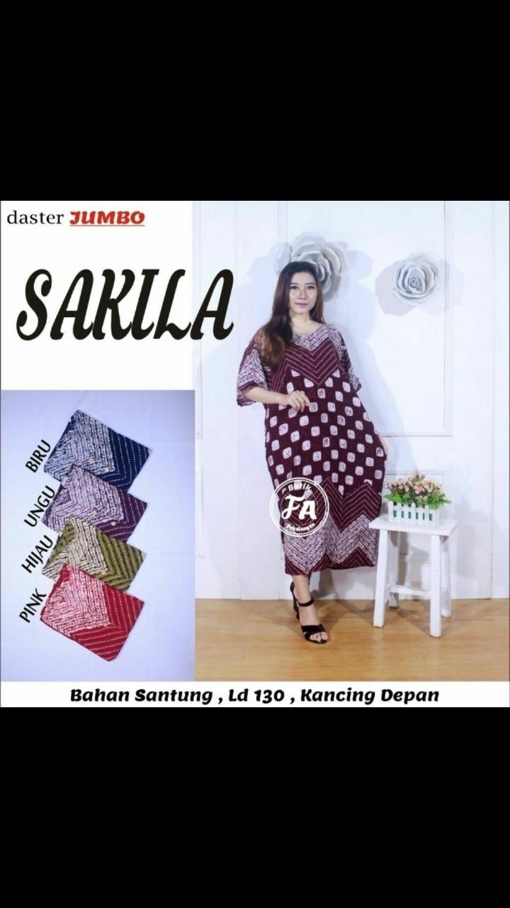 Buy Sell Cheapest Promo Daster Piyama Best Quality Product Deals Baju Tidur Ukuran Jumbo Motif Acak Bususi Besar Hamil Big