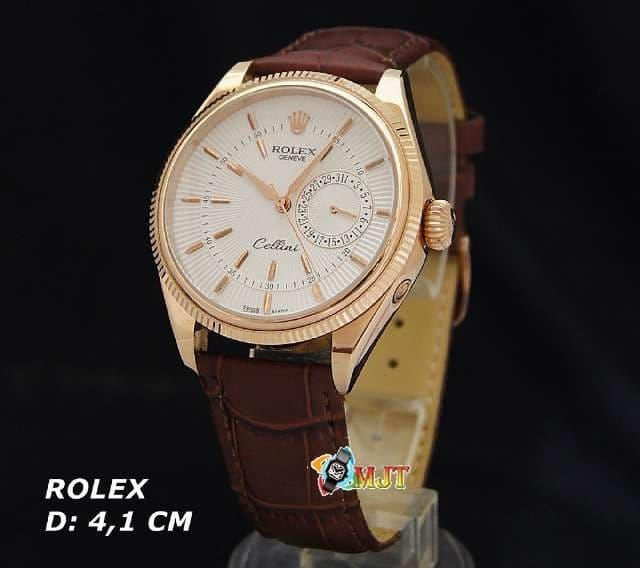 Rolex Cellini Automatic Leather_KW Super AAA