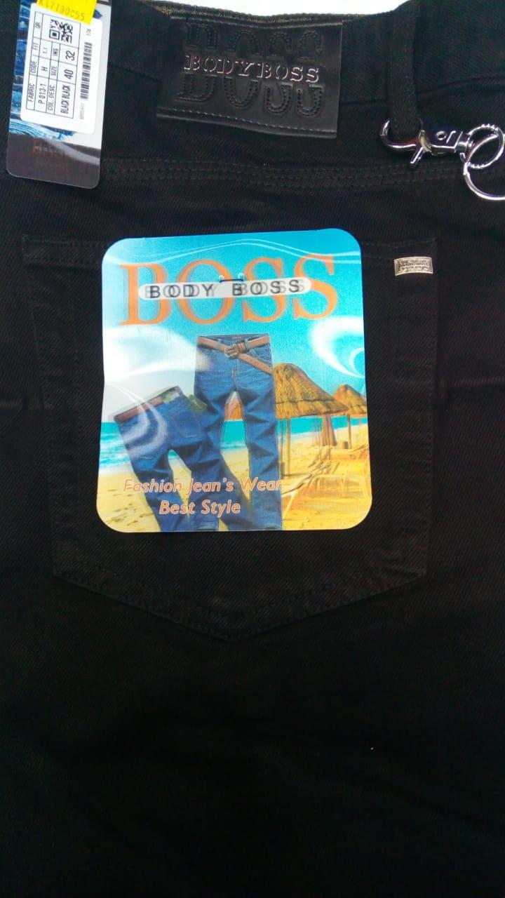 Jual Zg Boss Celana Jeans Panjang Pria Warna Coklat Cappu Stretch Street Jagoan Fashion Jumbo Size 40 46