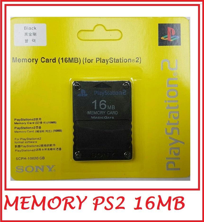 Memory Playstation2 PS2 16MB Murah dan Berkualitas